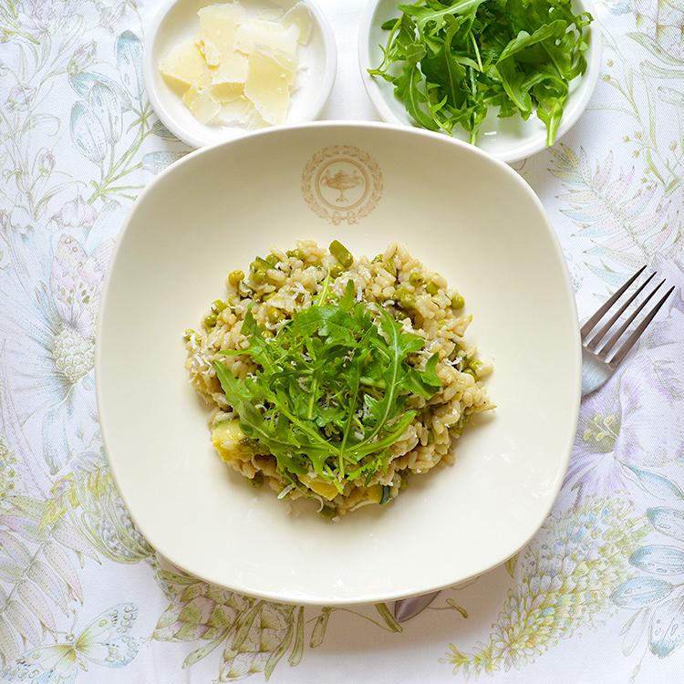 Ризото със Зеленчуци рецепта