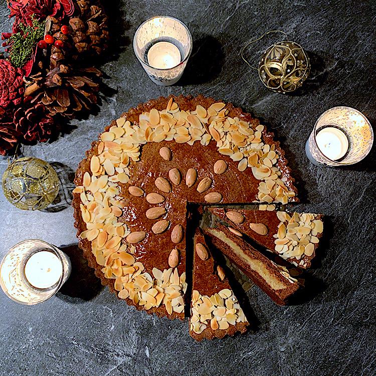 Gingerbread / Джинджифилов Кейк с Бадеми рецепта