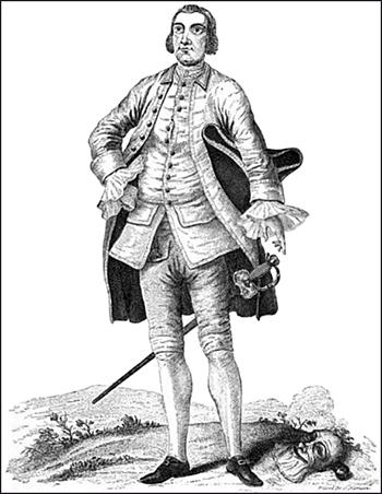 James Maclaine  The Gentleman Highwayman  Geri Walton