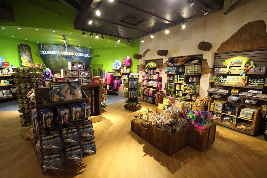 Indianapolis Zoo Gift Shop Gerken Retail Design Consultant
