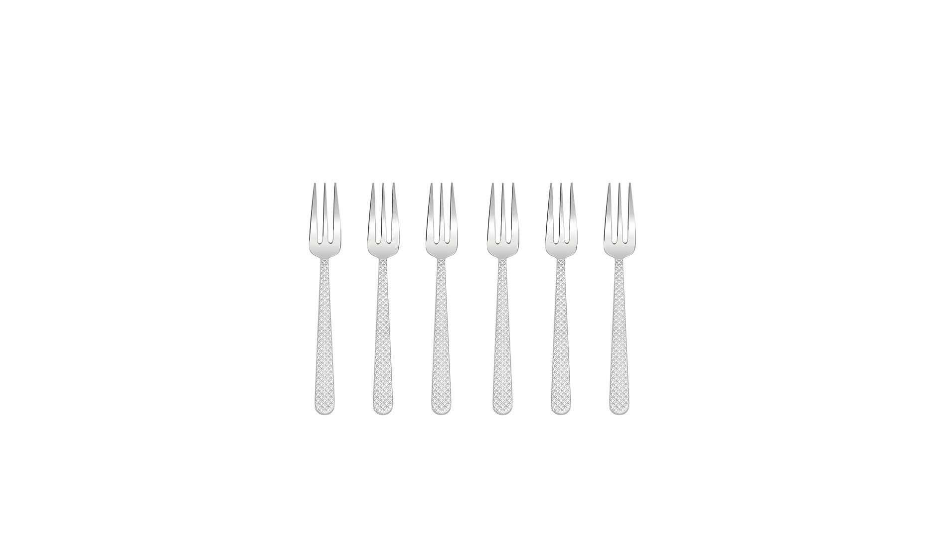Cutlery Set 24 Pcs Gloss Deco
