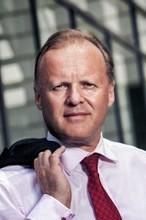 Stephan Werhahn, designierter Spitzenkandidaten der Freien Wähler