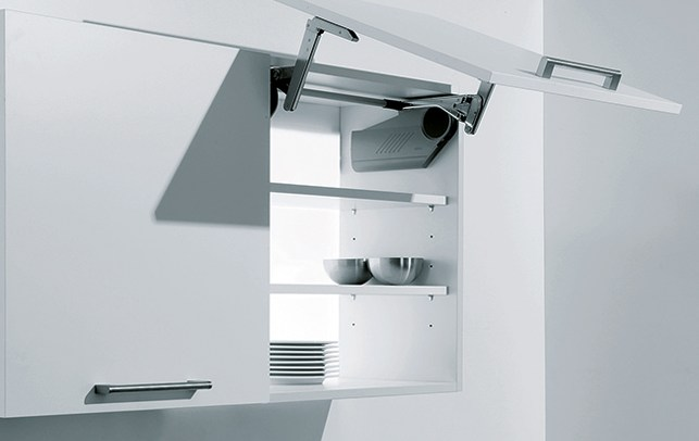 Schuller Kitchen Cardiff - Lift Up Wall Unit