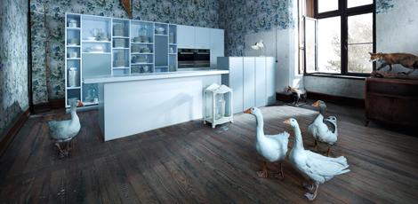 German Kitchens Cardiff - Next 125 - NX240 Fenix