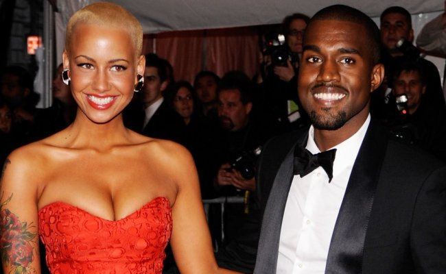 That's why Kanye West and Amber Rose split up - News24viral