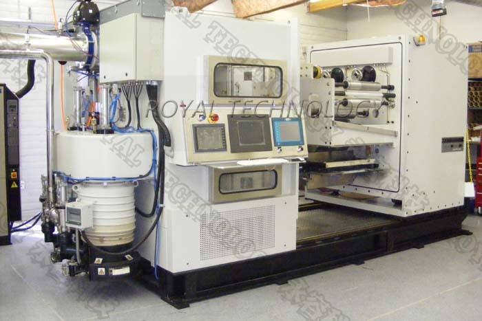ITO-Rolle, zum von Beschichtungs-Maschinen, Vakuumnetz HAUSTIER Film-Beschichtungs-Maschine zu rollen