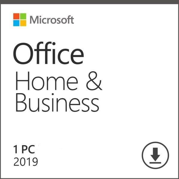Microsoft Office 2019 Pro plus Ausgangs- u. Geschäft 1 PC