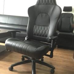 Office Chair Vietnam Modern Black With Ottoman Moderner Schwarzer Ergonomischer Schwenker Büro Stuhl Mit