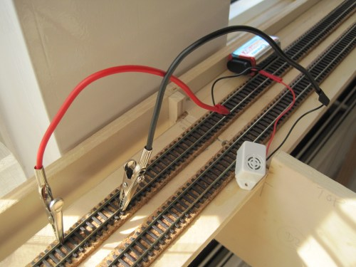 small resolution of as this was my first time wiring and soldering the connections to the rails i