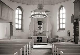 Spornitz Lutheran Church Interior