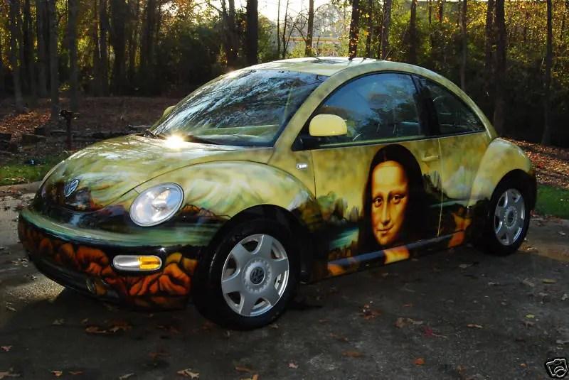 2000 Volkswagen Beetle Mona Lisa Edition  German Cars For