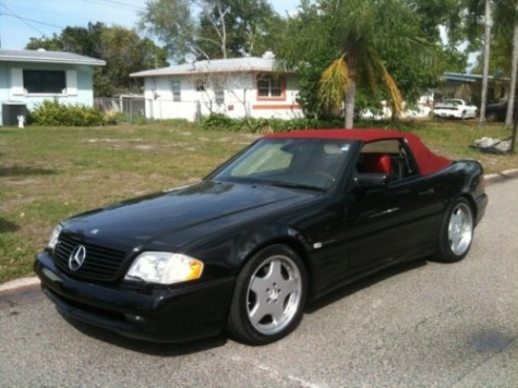 1998 mercedes sl60 amg rinspeed or a lesson in how not. Black Bedroom Furniture Sets. Home Design Ideas