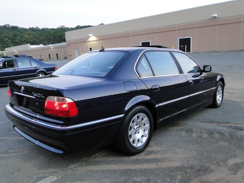 2001 Bmw 740il  German Cars For Sale Blog