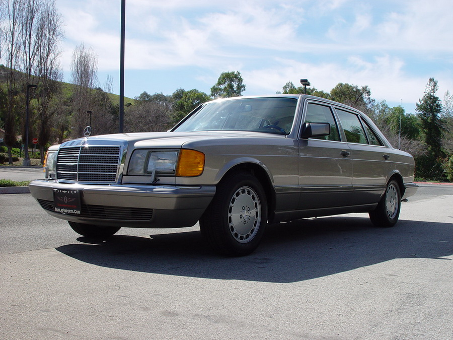 1991 mercedes benz 560sel with 45 000 miles german cars for 1991 mercedes benz 560sec for sale