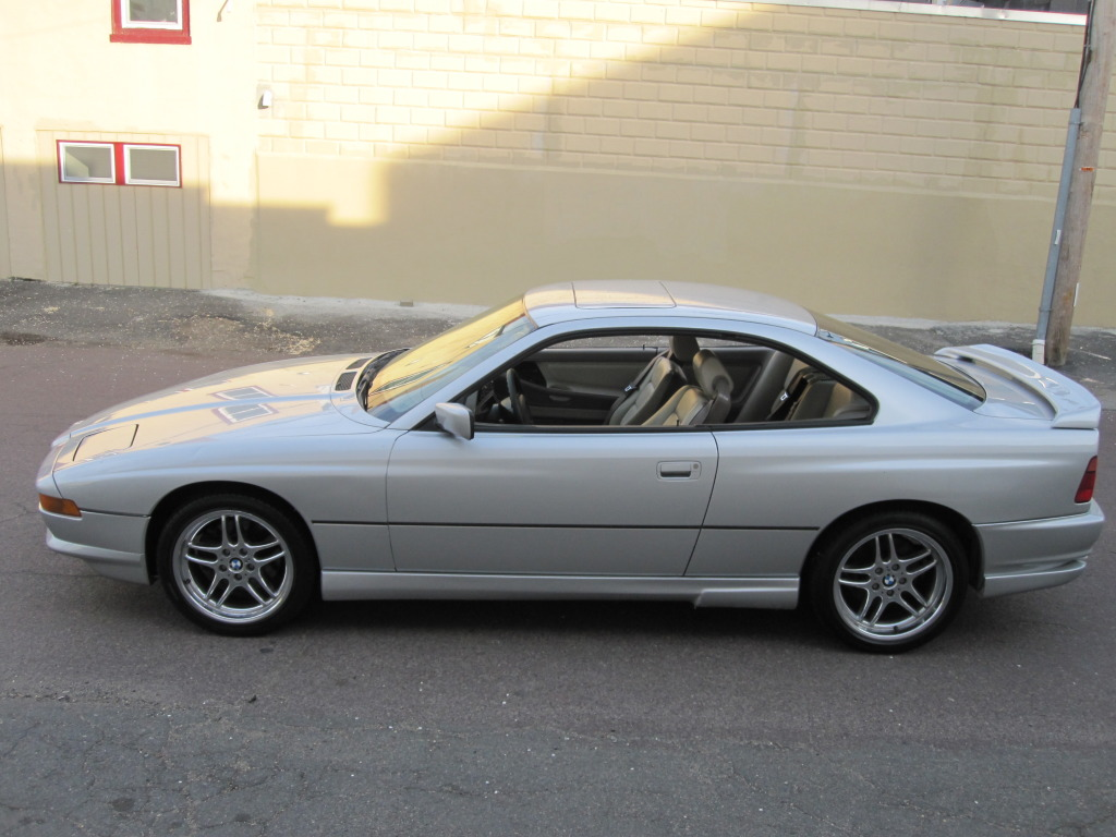 hight resolution of 1991 bmw 850i with ac schnitzer kit no reserve