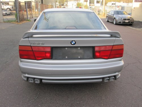 small resolution of 1991 bmw 850i with ac schnitzer kit no reserve