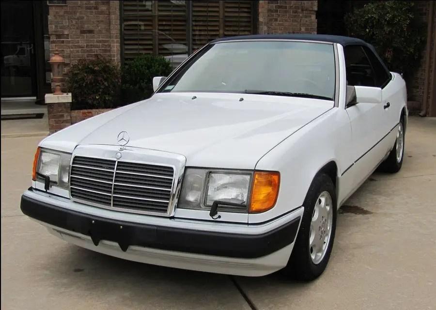 1993 mercedes benz 300ce cabriolet german cars for sale blog. Black Bedroom Furniture Sets. Home Design Ideas