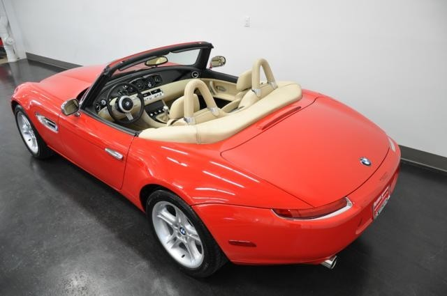 2001 Bmw Z8 German Cars For Sale Blog