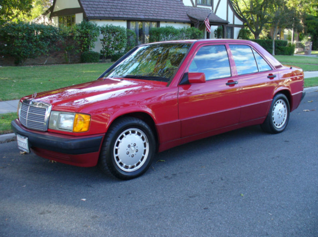 1992 Mercedes-Benz 190E 2.3 - German Cars For Sale Blog