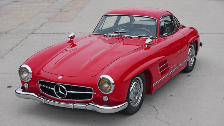 1955 mercedes benz 300sl competition german cars for for 1955 mercedes benz 300sl gullwing for sale