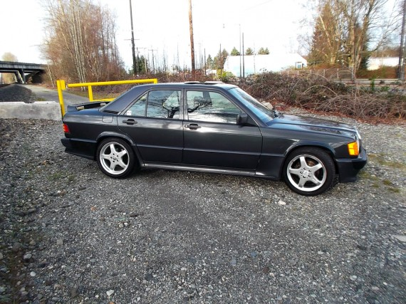 Another 1986 mercedes benz 190e 2 3 16 german cars for for Mercedes benz 190e 2 3 16 for sale