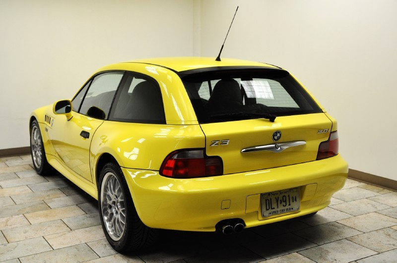 2001 Bmw Z3 3 0i Coupe German Cars For Sale Blog