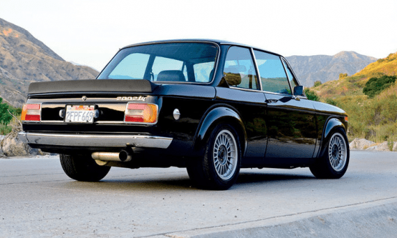 Bmw 2002 Tii For Sale >> 1974 BMW 2002tii Turbo – German Cars For Sale Blog
