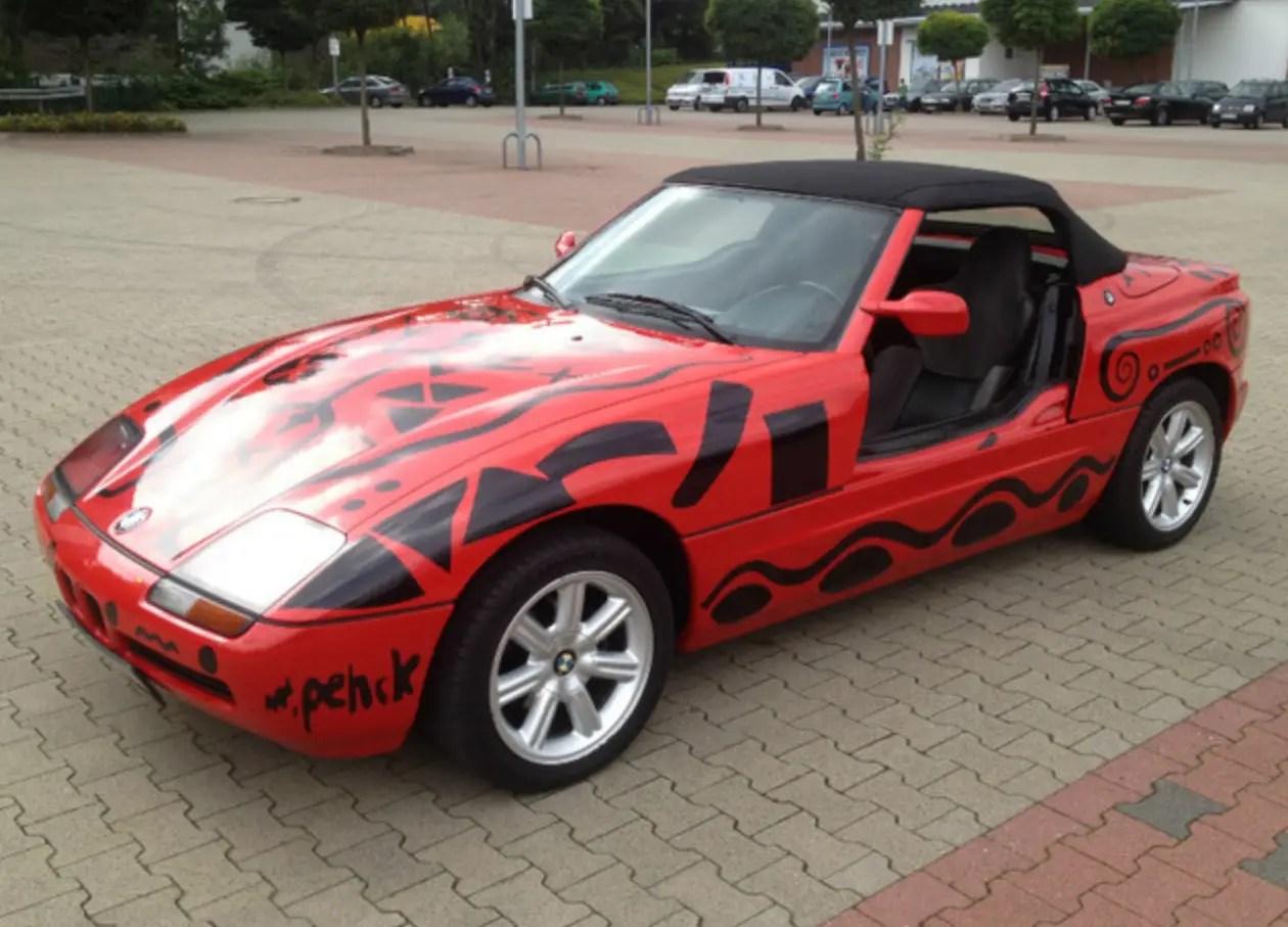 1992 bmw z1 german cars for sale blog. Black Bedroom Furniture Sets. Home Design Ideas