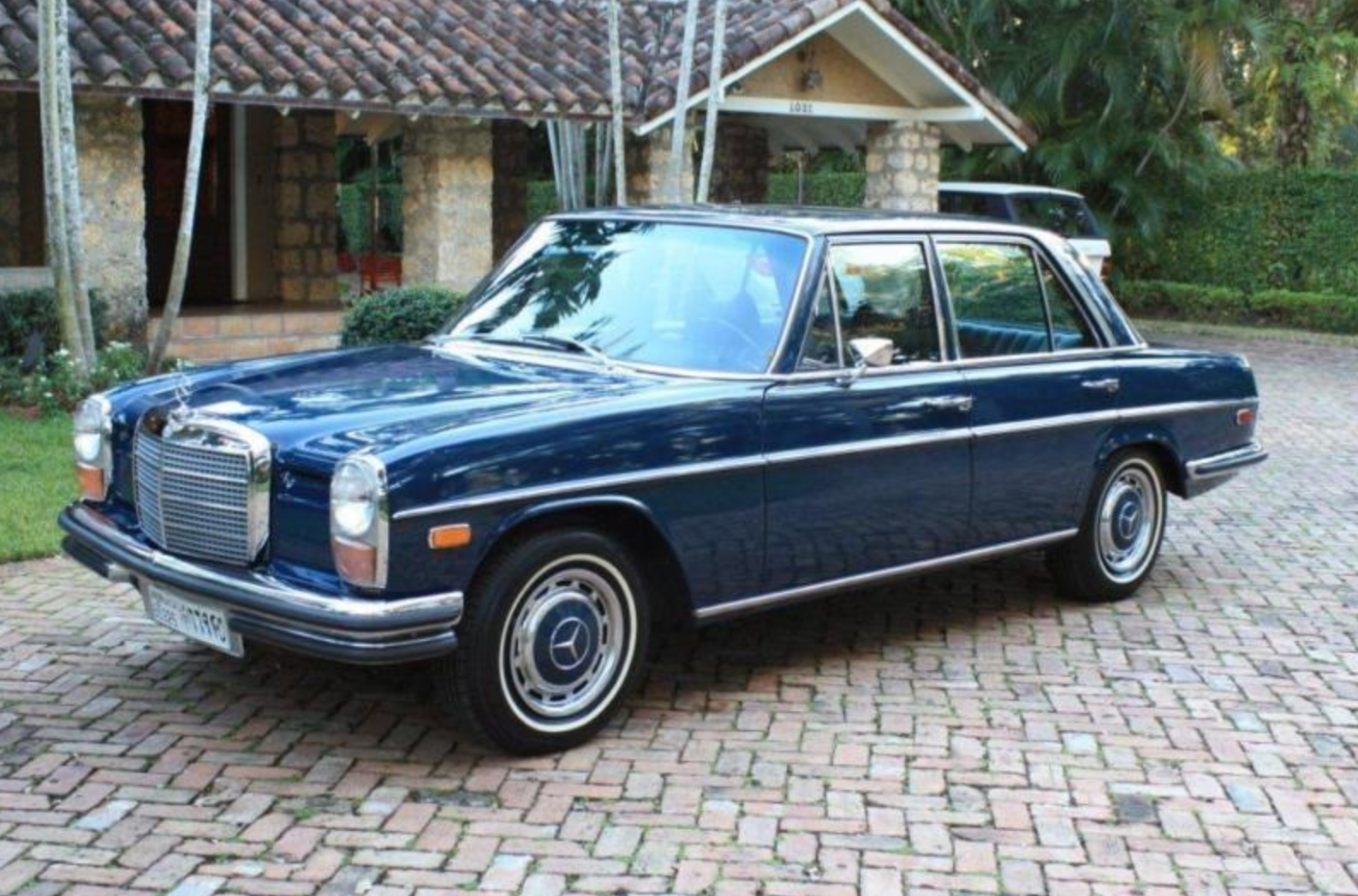 1971 Mercedes Benz 250 German Cars For Sale Blog