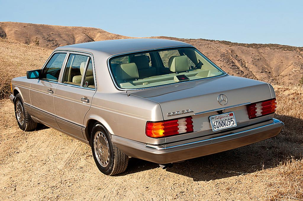 1991 mercedes benz 560sel german cars for sale blog