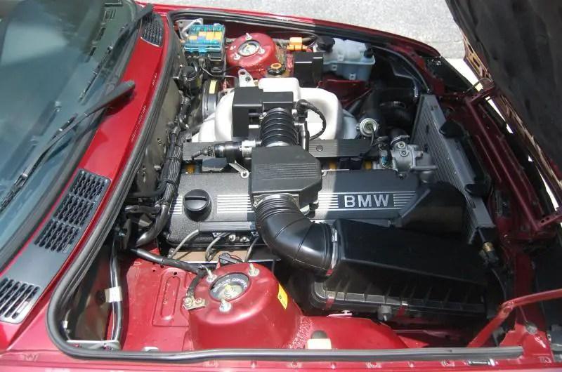 Bmw 325i W M30 Swap