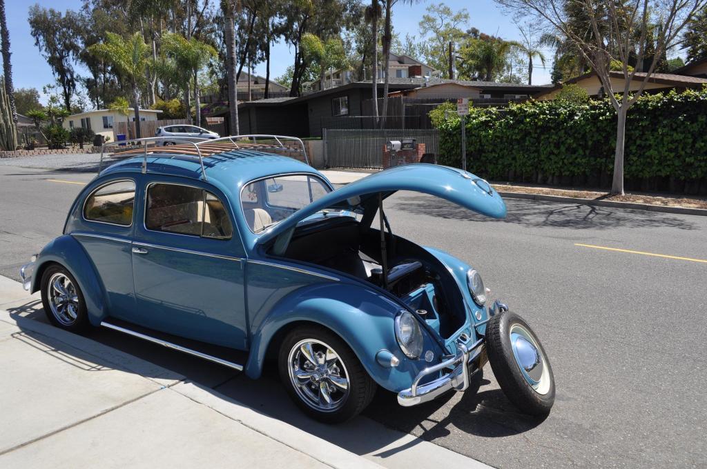 1957 Volkswagen Beetle German Cars For Sale Blog