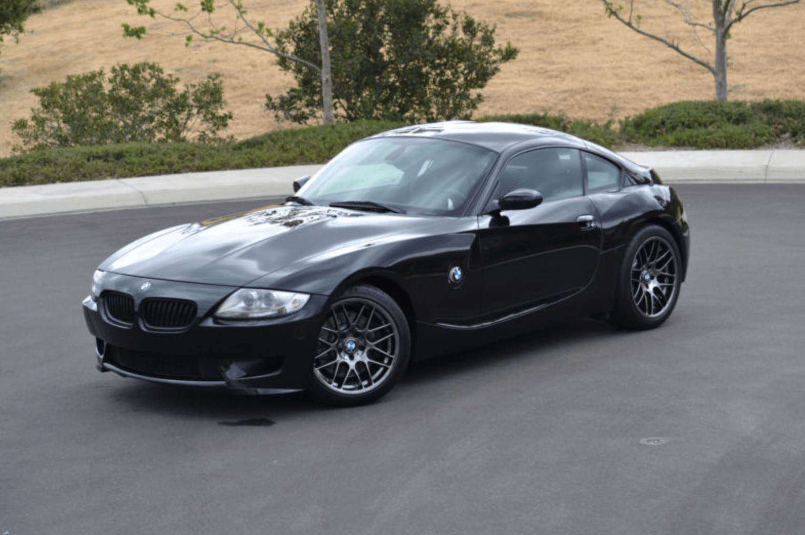 2007 Z4 M Coupe German Cars For Sale Blog