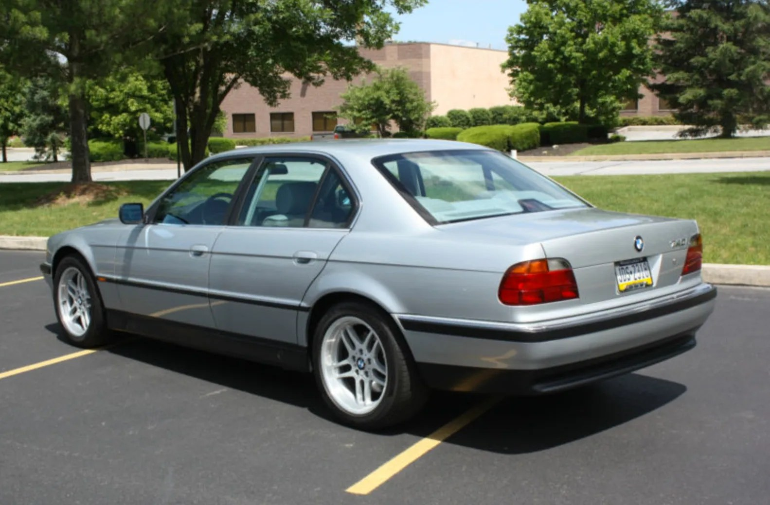 hight resolution of click for details 1998 bmw 740i on ebay