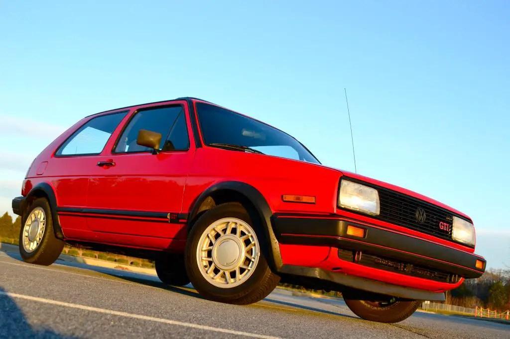 1987 volkswagen golf gti german cars for sale blog. Black Bedroom Furniture Sets. Home Design Ideas