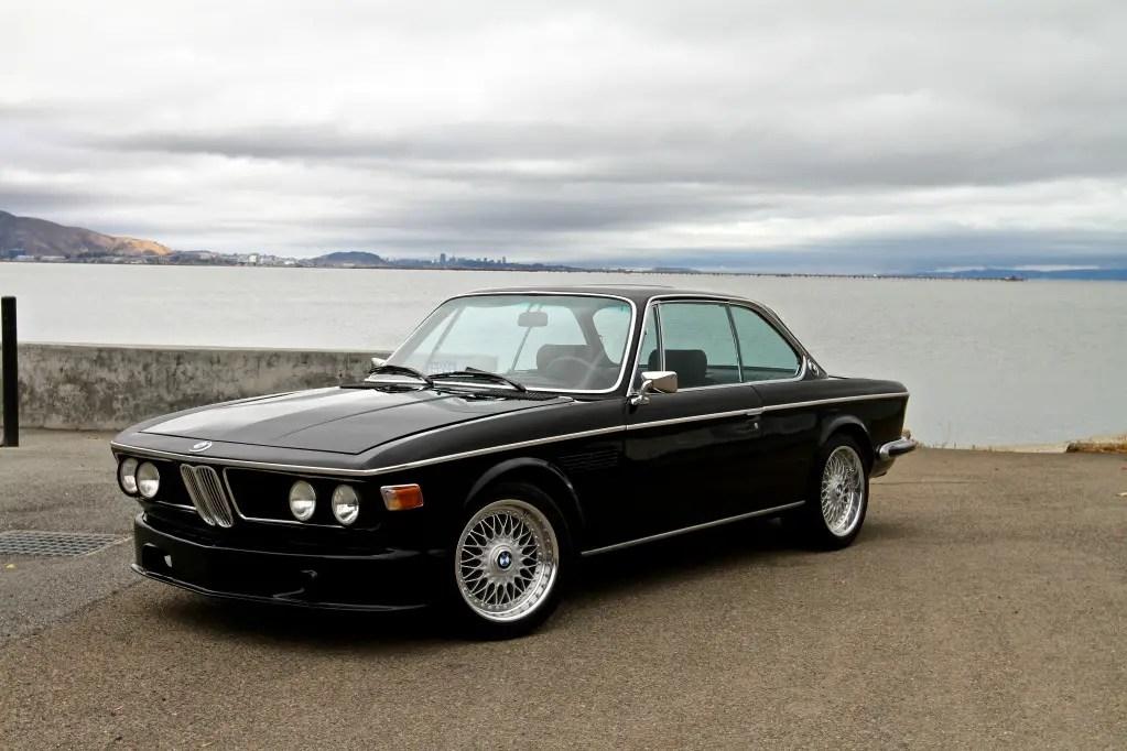 1973 bmw 3 0 csi german cars for sale blog. Black Bedroom Furniture Sets. Home Design Ideas