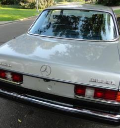 click for details 1980 mercedes benz 300cd on ebay [ 1024 x 768 Pixel ]