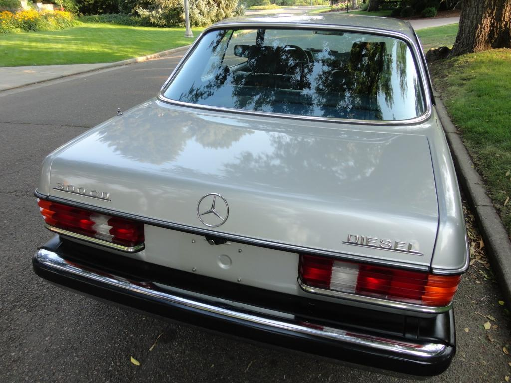 hight resolution of click for details 1980 mercedes benz 300cd on ebay