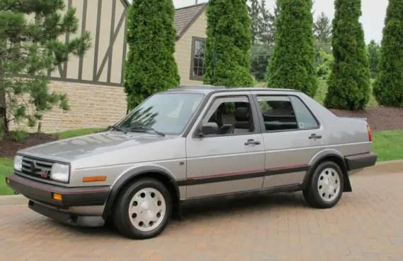 Volkswagen Gli 2017 >> 1988 Volkswagen Jetta GLI 16V Trophy – German Cars For