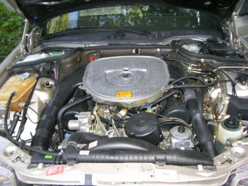 small resolution of click for details 1991 mercedes benz 560sel on ebay