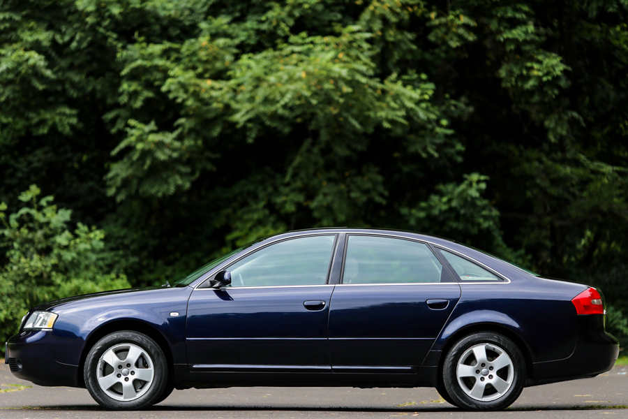 2001 Audi A6 2 7t Quattro German Cars For Sale Blog