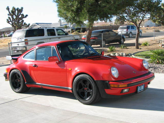 1985 Porsche 930  U2013 German Cars For Sale Blog