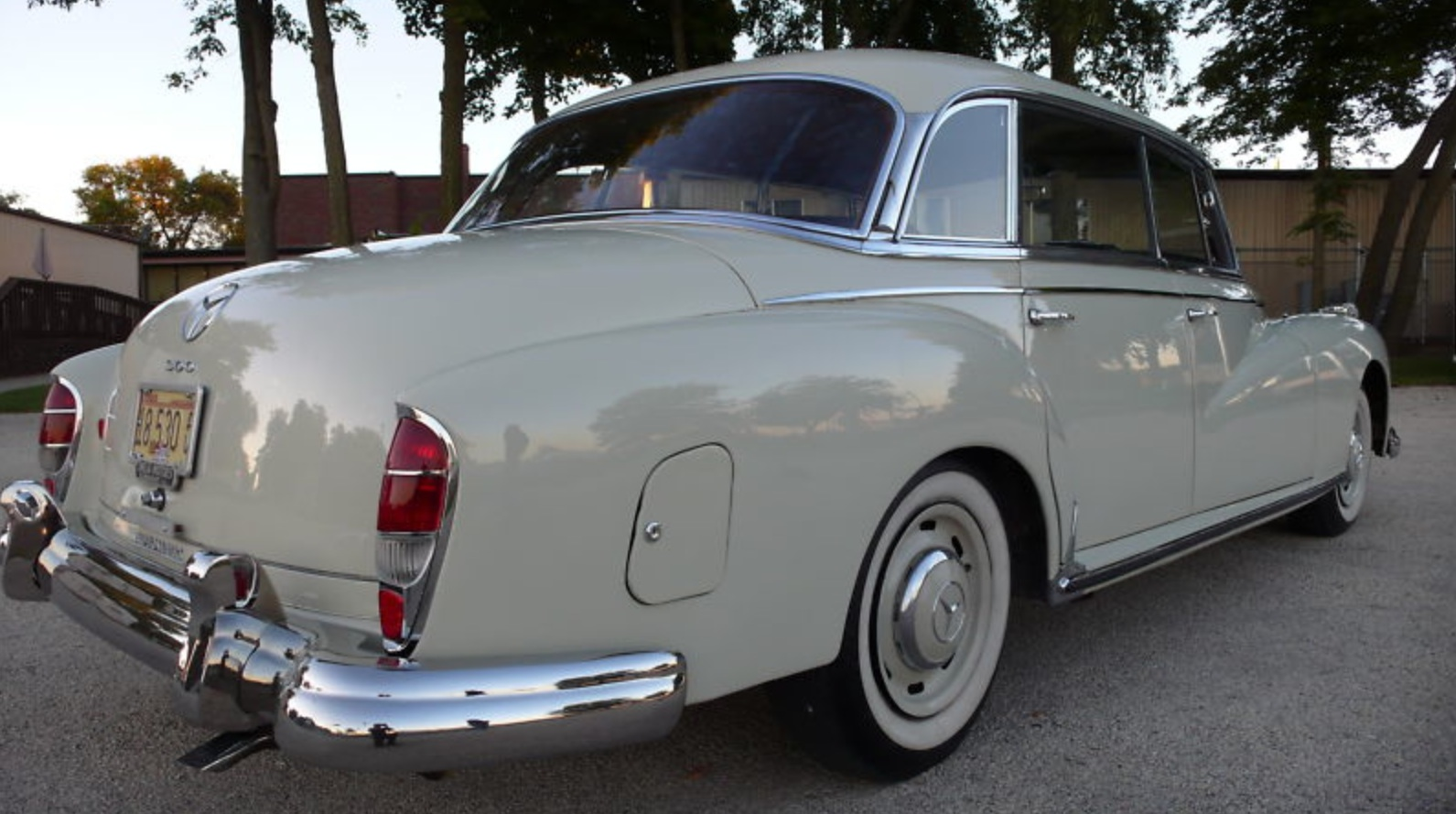 "1960 Mercedes Benz 300d ""Adenauer"" – German Cars For Sale Blog"