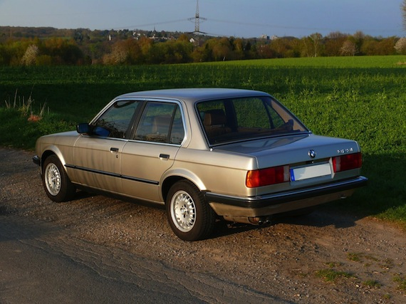 Bmw E30 323 >> E30 Rarities: 1988 BMW 325i Touring and 1984 323i sedan – German Cars For Sale Blog