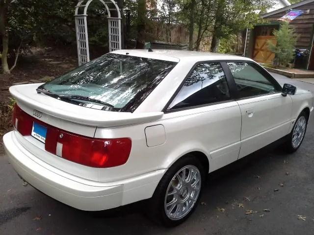 1990 Audi Coupe Quattro - German Cars For Sale Blog