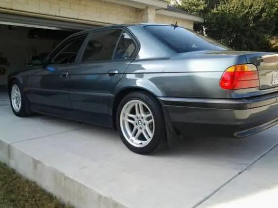 2000 Bmw 740i Sport  U2013 German Cars For Sale Blog
