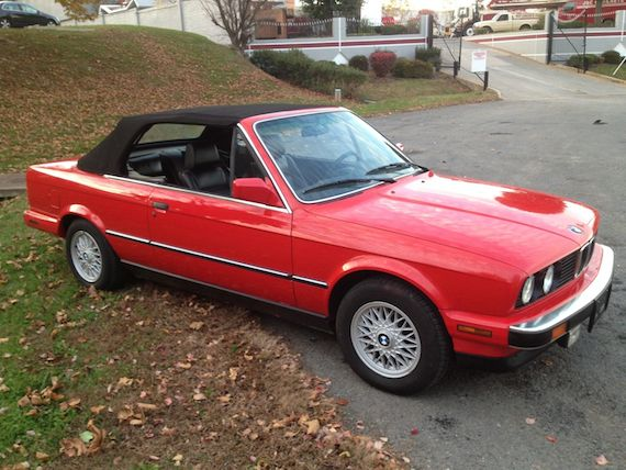 1990 bmw 325i convertible german cars for sale blog. Black Bedroom Furniture Sets. Home Design Ideas