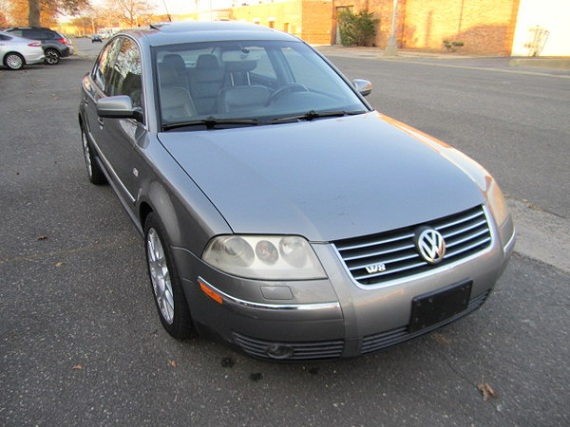 2003 volkswagen passat w8 4motion 6 speed german cars for sale blog. Black Bedroom Furniture Sets. Home Design Ideas