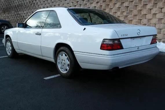 1995 mercedes benz e320 coupe revisit german cars for for 1995 mercedes benz e320