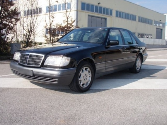 1994 mercedes benz s280 5 speed manual german cars for for Mercedes benz s280 for sale